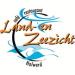 Land- en zeezicht logo