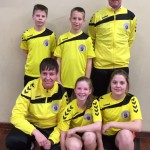 Nieuwe tenues KV Oostergo